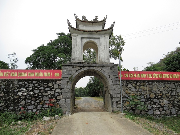 Hội thề trung hiếu Đồng Cổ Cong-den-dong-co