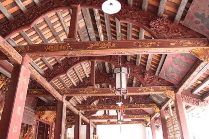 Tứ pháp và Thái Thượng Lão Quân ở Hà Nam Vi-keo-768x512