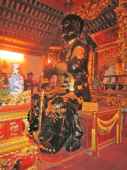 Nghiên cứu cổ văn hóa sử Việt qua một ví dụ về Huyền Thiên Trấn Vũ Img_6741-2-1