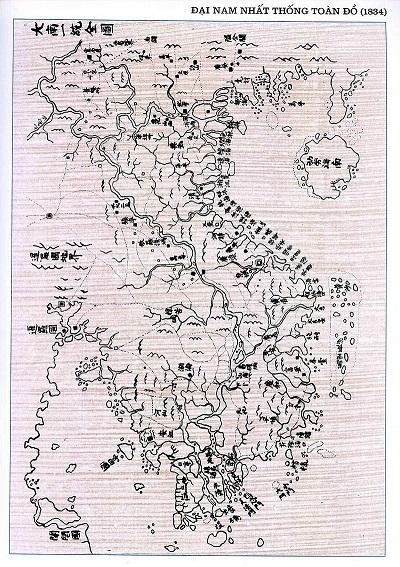 Nhà Nguyễn và nước Đại Nam . Dainamnhatthon